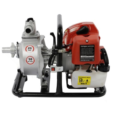 Мотопомпа бензиновая DDE WP250