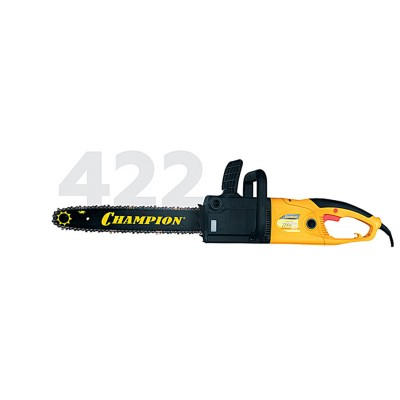 Пила цепная электрическая CHAMPION 422