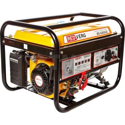Генератор бензиновый RedVerg RD-G3000Е