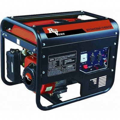 Генератор бензиновый Red Verg RD-G1500N