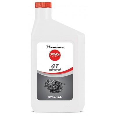 Масло моторное Mota oil Premium 4T, 1 л. 10W30