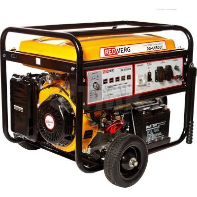 Генератор бензиновый RedVerg RD-G6500Е