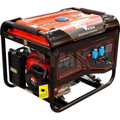 Генератор бензиновый RedVerg RD-G6500