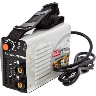 Аппарат сварочный RedVerg RD-WM215 Mini