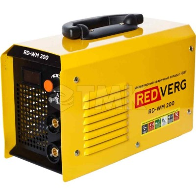 Аппарат сварочный RedVerg RD-WM 200