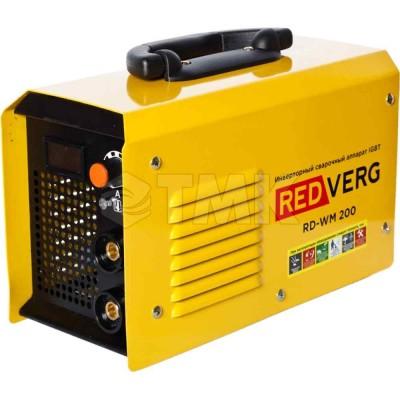 Аппарат сварочный RedVerg RD-WM 230