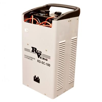 Пуско-зарядное устройство RedVerg RD-SC-180