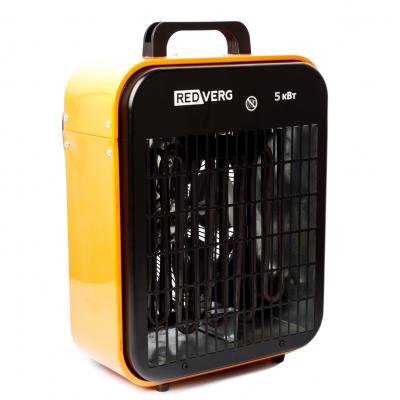 Воздухонагреватель электрический RedVerg RD-EHS5/220
