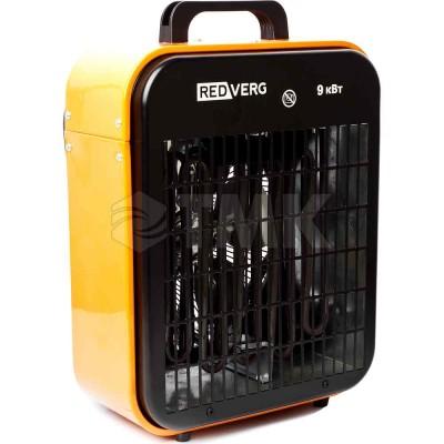 Воздухонагреватель электрический RedVerg RD-EHS9/380
