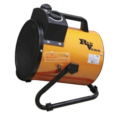 Воздухонагреватель электрический RedVerg RD-EHR3А