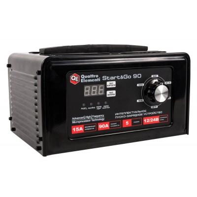 Пуско-зарядное устройство QUATTRO ELEMENTI Start & Go 90